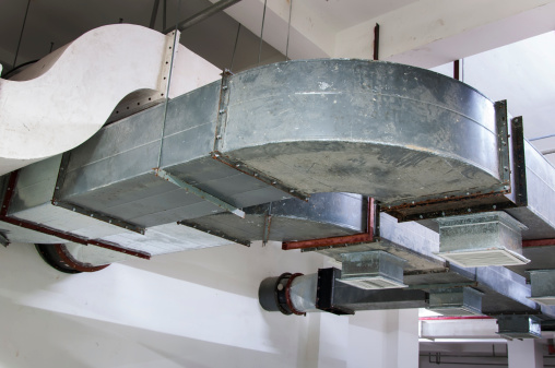 Air Duct System : Building more efficient duct systems for home heating and