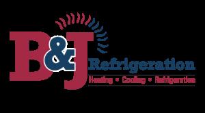 B&J Refrigeration Logo
