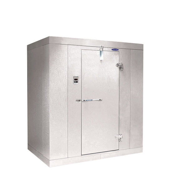 Commercial size freezer